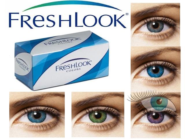 Как сделать цветные контактные линзы в домашних условиях