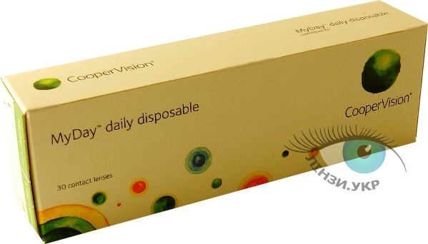 Однодневные - MyDay Daily Disposable